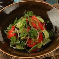 Шакарап салат Фото