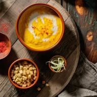 Морковный суп Фото