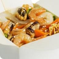 Морской салат (острый) Фото