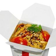 Фирменный wok Фото