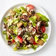 Теплый салат с телятиной Фото