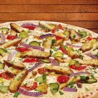 Пицца Чизбургер Фото