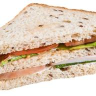 Сэндвич с индейкой Фото