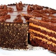 Прага торт Фото