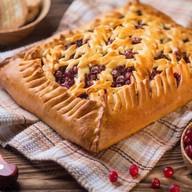 Пирог с брусникой (предзаказ за 1 день) Фото