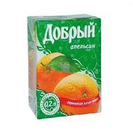 Сок Добрый Апельсин Фото