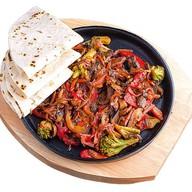 Фахитас вегетарианский Фото