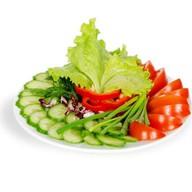 Ассорти из свежих овощей Фото