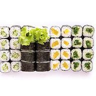Сет Вегетарианский Фото
