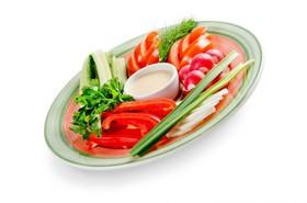 Свежие овощи - Фото