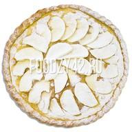 Сладкий пирог с яблоками Фото