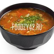 Мясной суп-гуляш Фото