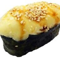 Запеченный гункан-суши Фото