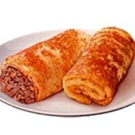 Блины с мясом и рисом Фото