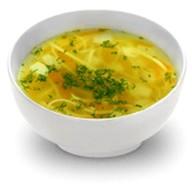 Суп с лапшой Фото