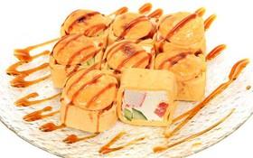 Тортилья хот с крабом - Фото