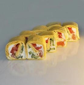 Тортилья овощная - Фото