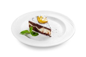 Шоколадный пирог с Маскарпоне - Фото
