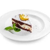 Шоколадный пирог с Маскарпоне Фото