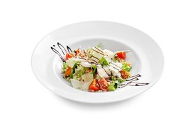 Салат с телятиной - Фото