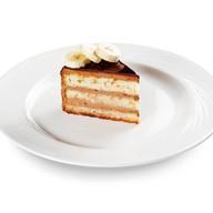 """Торт """"Шоколад и банан"""" Фото"""