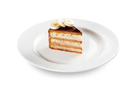 """Торт """"Шоколад и банан"""" - Фото"""