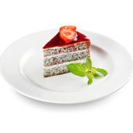 """Торт """"Мечтать"""" с клубникой Фото"""
