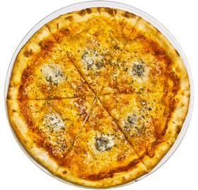 """Пицца """"4 сыра"""" - Фото"""