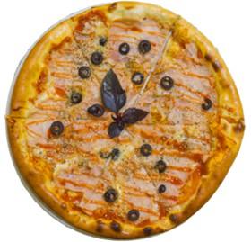 "Пицца ""Белиссима"" - Фото"