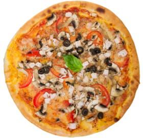 """Пицца """"Бьянка"""" - Фото"""