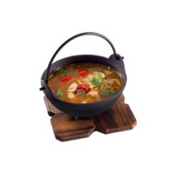 "Суп ""Том Ям по-малазийски"" Фото"