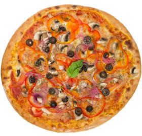 """Пицца """"Овощная"""" - Фото"""