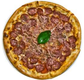 "Пицца ""Охотничья - Фото"