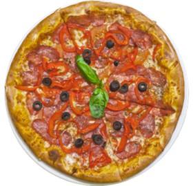 """Пицца """"Пепперони"""" - Фото"""