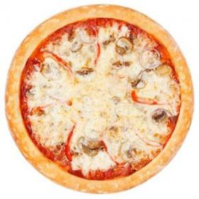 Мега пицца - Фото