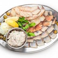 Рыбное ассорти (банкет) Фото