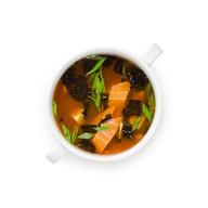 Мисо суп с семгой Фото