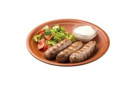 Колбаски гриль - Фото