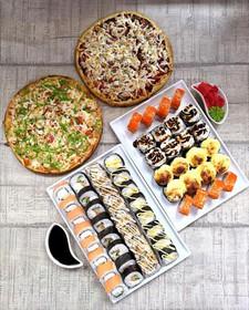 Джек Пот сет + 2 пиццы - Фото
