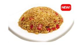 Рис с курицей терияки - Фото