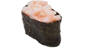 Гункан с острой креветкой - Фото