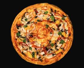 Том ям пицца - Фото