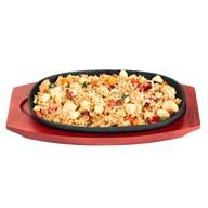Рис с овощами и креветкой Фото