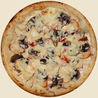 Сливочная пицца Фото