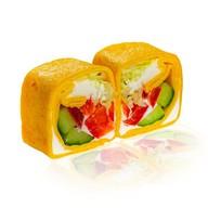 Тортилья с овощами и сыром Фото
