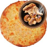 Хачапури курочка с грибами Фото