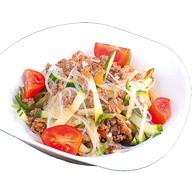 Салат с фунчезой и говядиной Фото