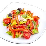 Овощной с луком Фото