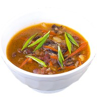 Суп хорда с черносливом Фото