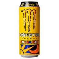 Энергетик Black Monster оранжевый Фото